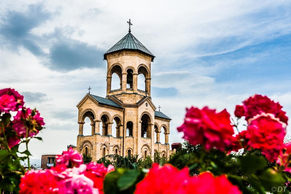 Tbilisi, Sobór Trójcy Świętej; Dominik